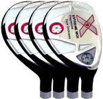 Built X9 Extreme MOI Hybrid 4-Club Graphite Set