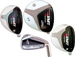 Built Heater BMT Titanium Driver 9-Club Set RH