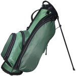 "RJ Sports Playoff 9.5"" Deluxe Stand Bag Hunter/Black"