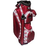 RJ Sports Paradise Deluxe Ladies Cart Bag - Magnolia