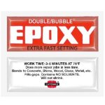 Brampton Extra Fast Shafting Epoxy (3.5 gram) Individual Packet