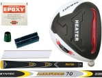 Heater Blue Angels Fairway Wood Component Kit