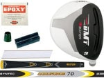 Heater BMT Fairway Wood Component Kit