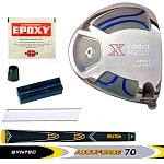 X-Force P42 Cup Face Black Titanium Driver Component Kit
