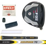 Heater F-35 Black Fairway Wood Component Kit