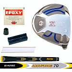 X-Force P42 Fairway Wood Component Kit