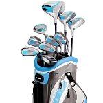 Powerbilt Countess Cyan Women's Package Golf Set