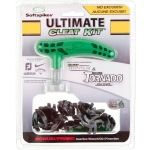 Softspikes Ultimate Cleat Kit - Silver Tornado